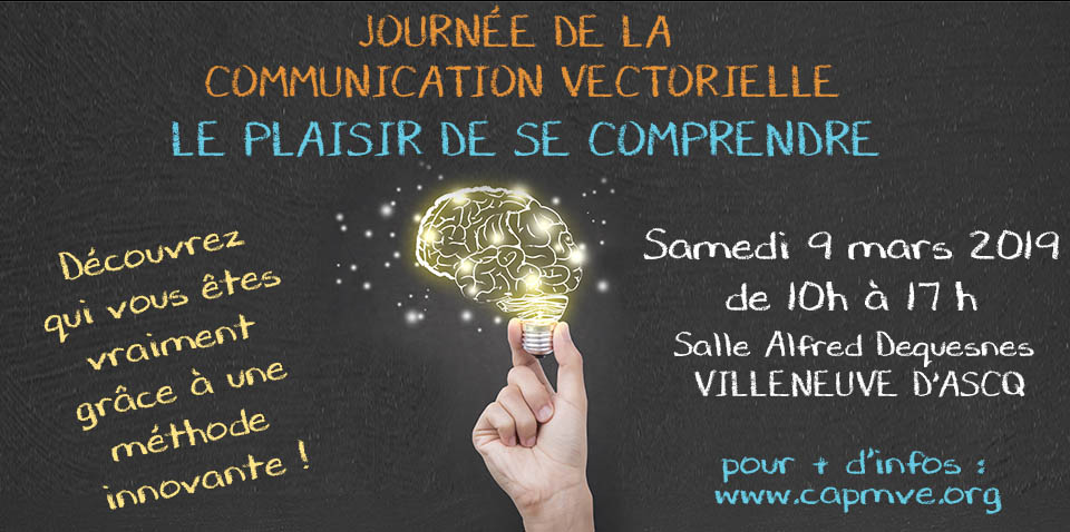 Journée de la Communication Vectorielle – 9 mars 2019