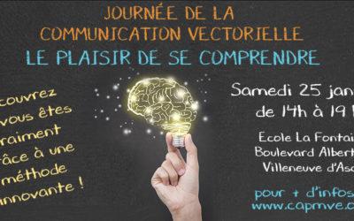 Journée de la Communication Vectorielle – 25 janvier 2020